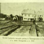 """Źródło: """"Tarnogród, 1567-1967: monografia historyczno-gospodarcza"""", W. Depczyński"""