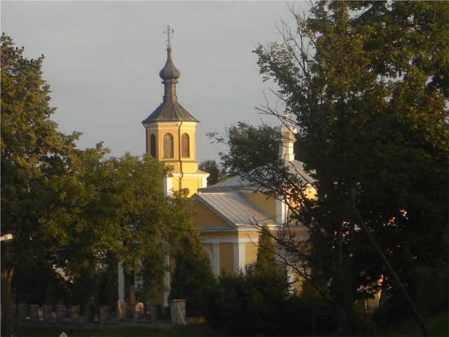 Cerkiew w Tarnogrodzie