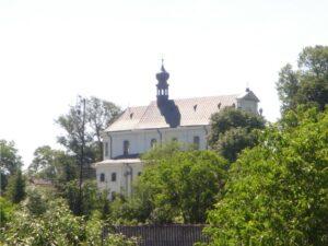 Kościół pod wezwaniem Przemienienia Pańskiego w Tarnogrodzie